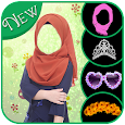 Hijab Kids Photo Maker icon