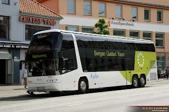 Photo: #1050: SU 44548 ved Torget i Bergen, 02.07.2011.