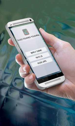 유리 인형 TouchPal