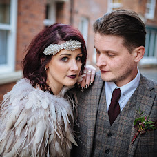 Wedding photographer James Lester (jamesandlianne). Photo of 08.12.2014