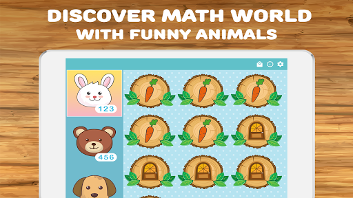 Math for kids: numbers, counting, math games apkmr screenshots 1
