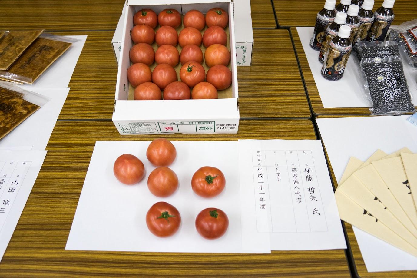 トマト(熊本県八千代市)