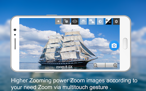DSLR Zoom Camera 2.9 screenshots 1