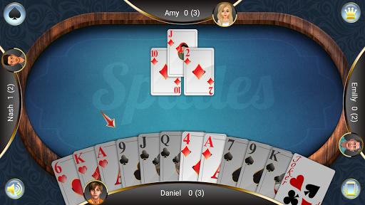 Spades: Card Game filehippodl screenshot 18