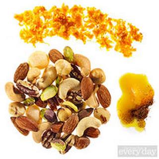 Orange-Clove Party Nuts