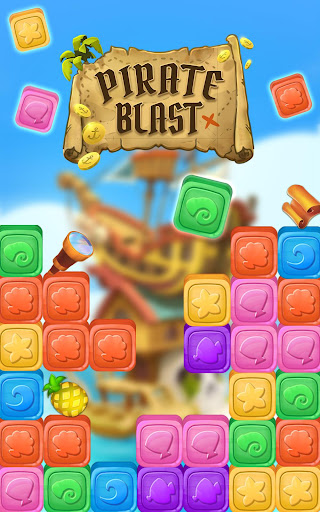 Pirate Blast - screenshot