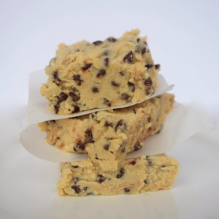 No-Bake Cookie Dough Fudge