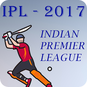 Schedule for IPL 2017 for PC