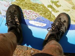 Photo: Ormai è Banyuls, ma gli scarponi sono ancora fradici!