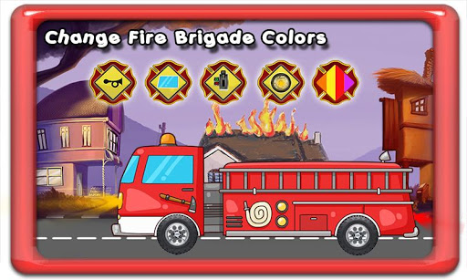 Fire Brigade Toy
