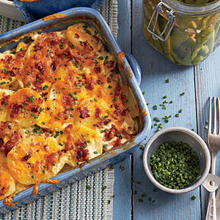 Chipotle Scalloped Potatoes