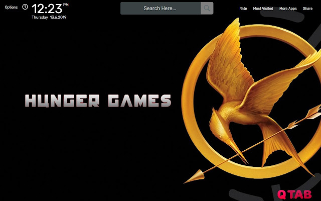 The Hunger Games Wallpapers Theme