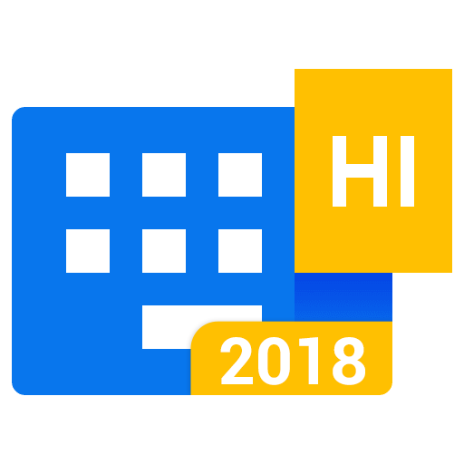 Hi Keyboard - Emoji Sticker, GIF, Animated Theme Icon