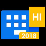 Hi Keyboard - Emoji Sticker, GIF, Animated Theme APK icon