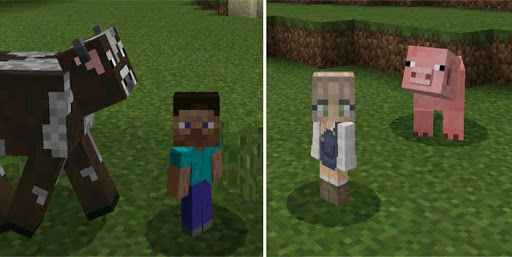 Baby Player mod for Minecraft 2.0.1 screenshots 2