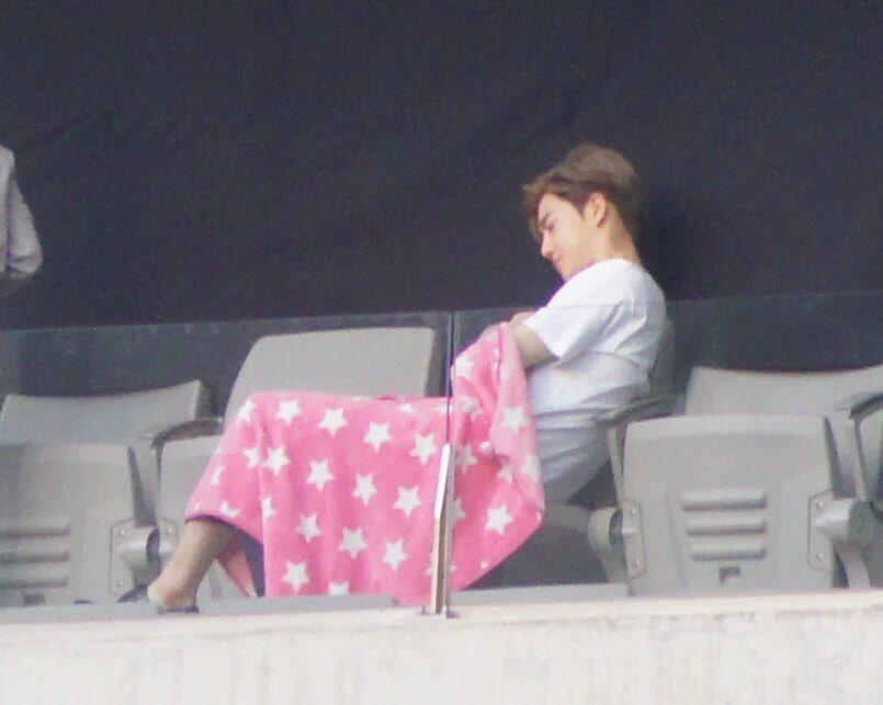 suho blanket