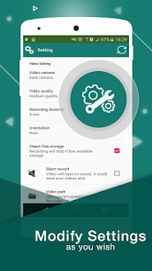 background video recorder App Download For Android 6