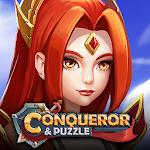 Conqueror & Puzzles : Match 3 RPG Games 1.3.0