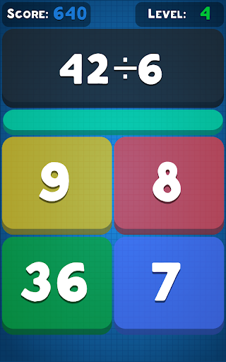 Math game: times tables and solving problems apkmind screenshots 5