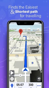 GPS, Maps, Voice Navigation & Directions 3