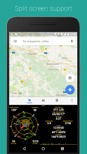 GPS Status & Toolbox screenshot 8