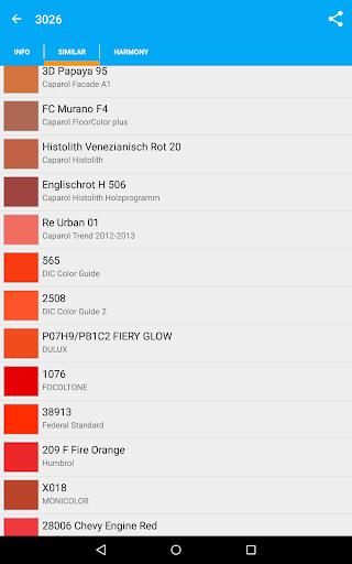 玩免費書籍APP|下載色のリスト。塗料のカタログ app不用錢|硬是要APP