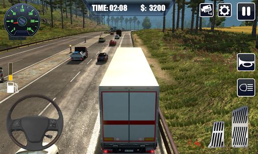 Heavy Cargo Truck Driver 3D 1.13 screenshots 1