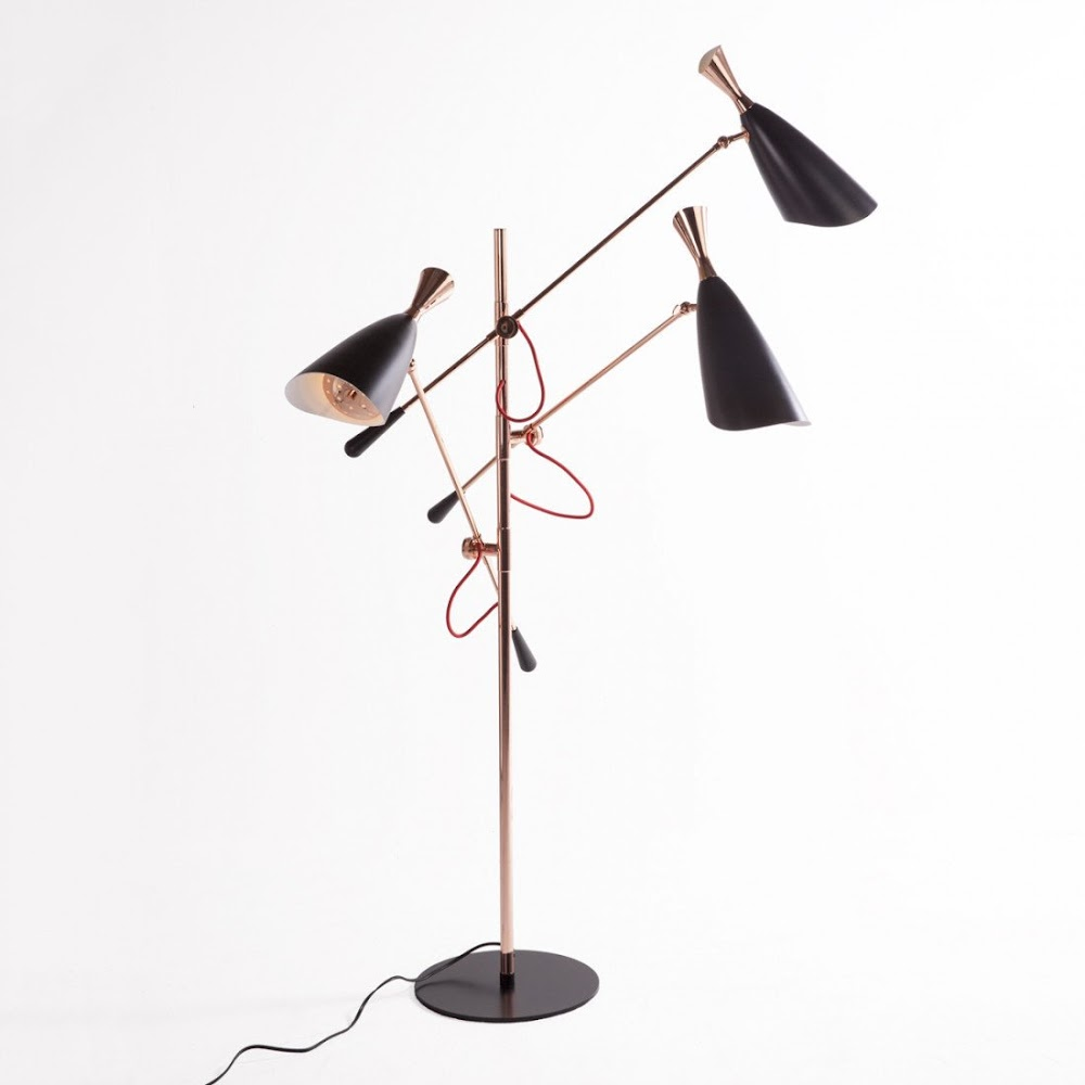 DUKE FLOOR LAMP | DESIGNER REPRODUCTION