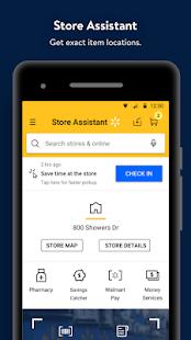 Walmart Screenshot