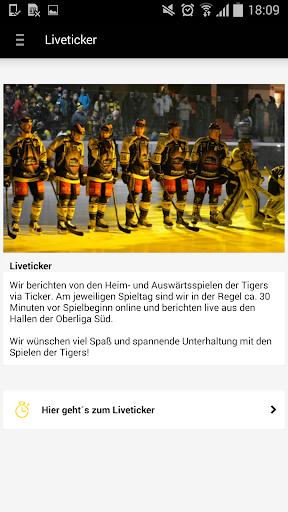 EHC Tigers|玩運動App免費|玩APPs