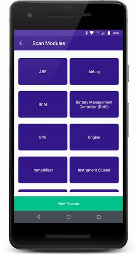 GaragePro (OBD 2 & Car Diagnostics tool) 1.9.6 screenshots 2
