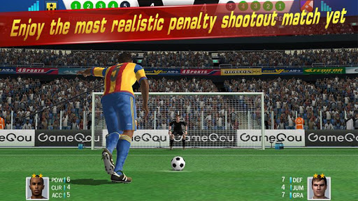 Soccer Shootout screenshot 6