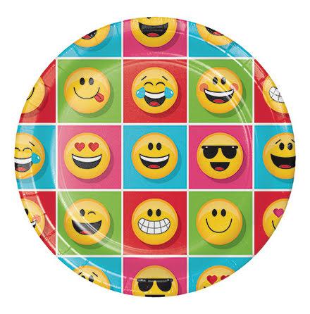 Tallrikar Emoji