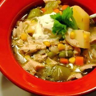 Dill Weed Vegetable Soup Recipes