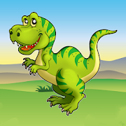 Kids Dino Adventure Game - Free Game for Children