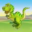دانلود برنامه Kids Dino Adventure Game - Free Game for Children اندروید