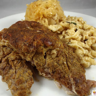 Perfect Pork and Sauerkraut Recipe