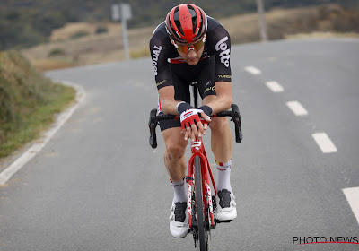 Wellens nu acht punten in het krijt ten opzichte van ex-renner van Wanty-Gobert in bergklassement
