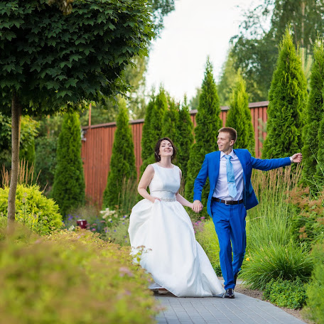 Wedding photographer Svetlana Shidlovskaya (PhotoSeasons). Photo of 20.09.2016