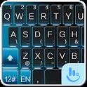 TouchPal Blue Machine Theme icon