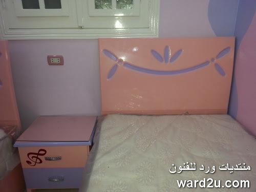 رسم غرف اطفال من تصميمى