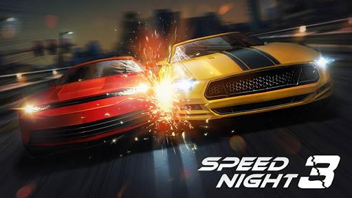 Speed Night 3 poster