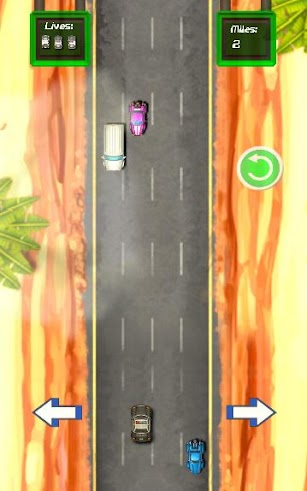 Freeway Racer 2 screenshot for Android