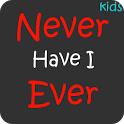 Never Have I Ever (Cards) - Kids icon