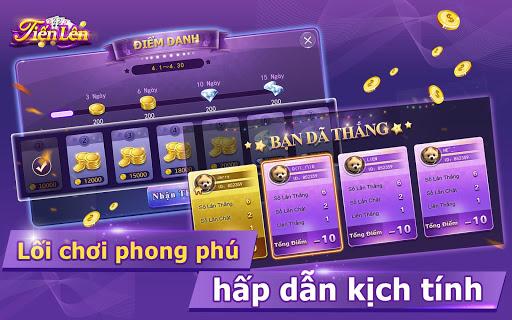 Tiu1ebfn Lu00ean Miu1ec1n Nam - Tien Len -Tu00e1 Lu1ea3-Phu1ecfm -ZingPlay 1.7.061105 screenshots 15