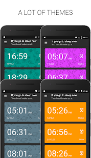Sleep Time – Cycle Alarm Timer 5