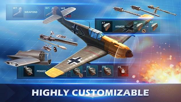 War Wings-BETA2 apk screenshot
