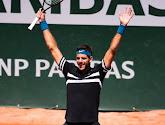 Alle halve finalisten op Roland Garros zijn bekend: ook Juan Martín del Potro is erbij
