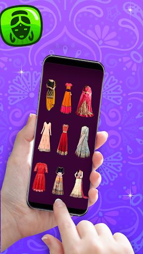 Lehenga Choli Suit Photo Maker 3.0 screenshots 4