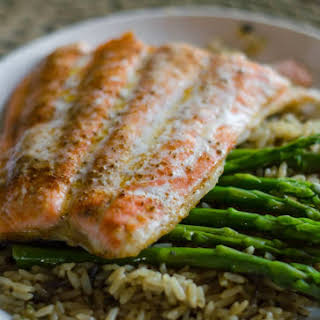 No-Fail Baked Salmon.